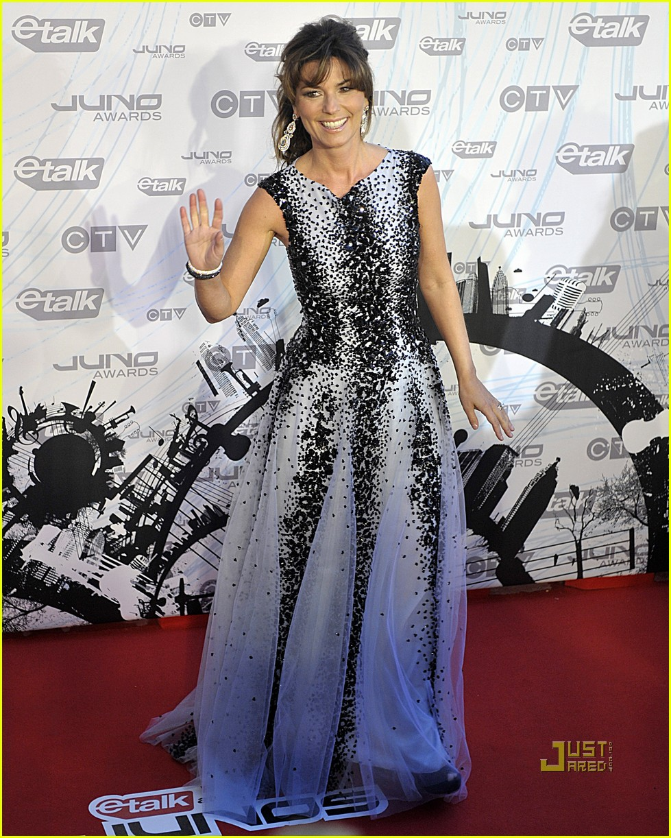 shania twain juno awards 2011 01