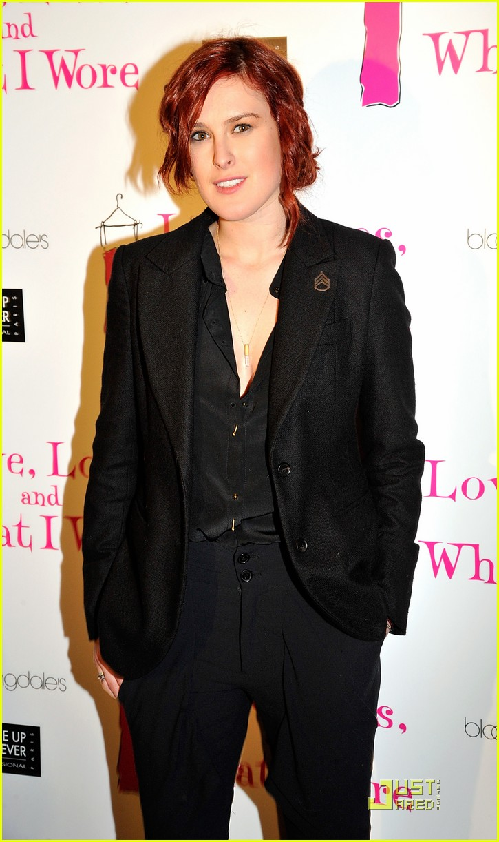 rumer willis has proud parents 14