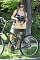 rachel bilson hayden christensen bike riding duo 08