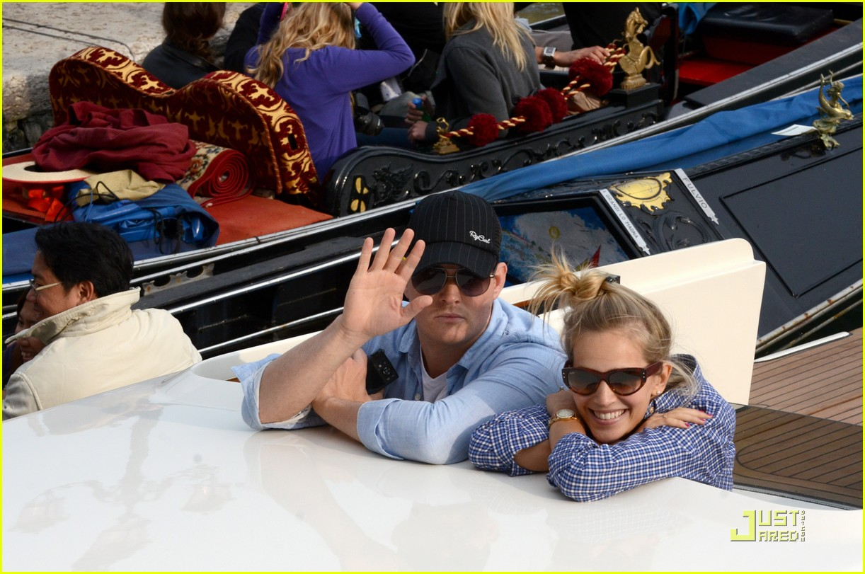 michael buble luisana lopilato venice vacation 052538004