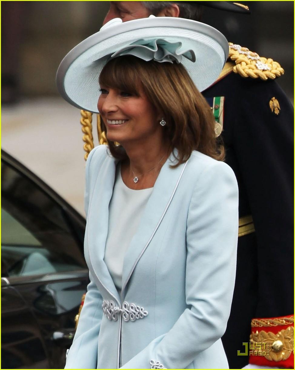 Carole & Michael Middleton: Royal Wedding Parents!: Photo ...