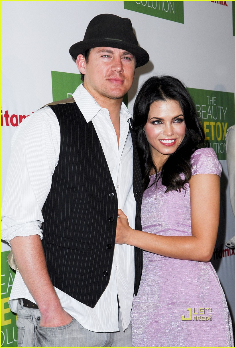 channing tatum jenna dewan beauty detox solution 122535784