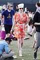 dita von teese orange dress coachella 06
