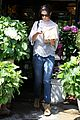 katie holmes flower shopping 08