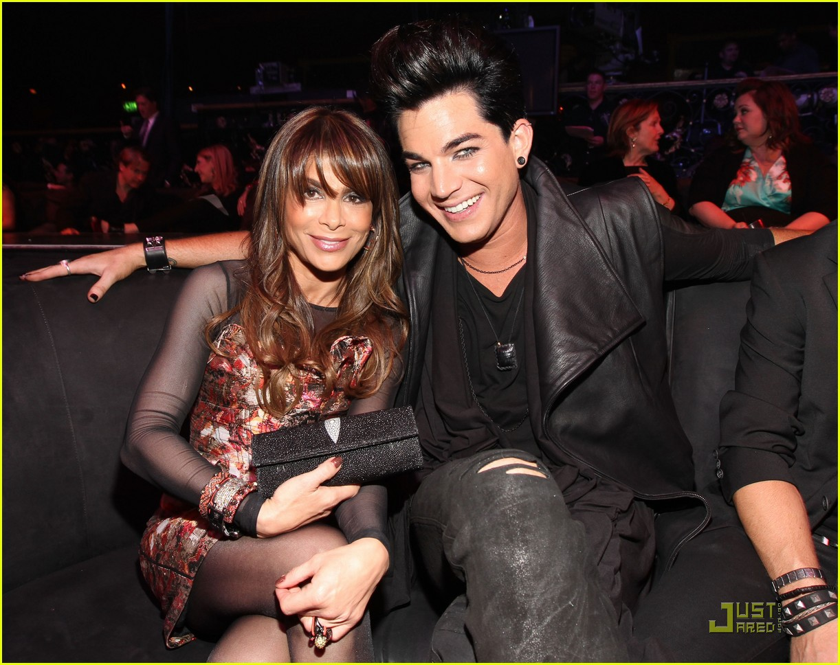 adam lambert logos newnownext awards 2011 02