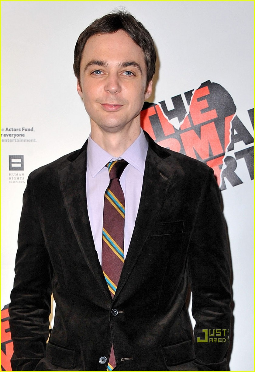 lee pace jim parsons normal heart opening night 03