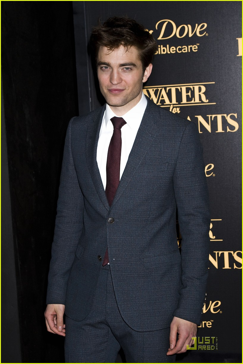 robert pattinson reese witherspoon water for elephants premiere 03