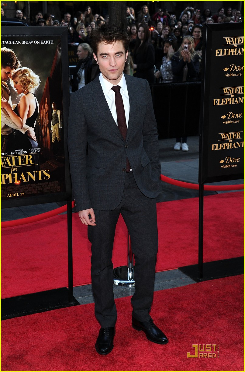 robert pattinson reese witherspoon water for elephants premiere 12