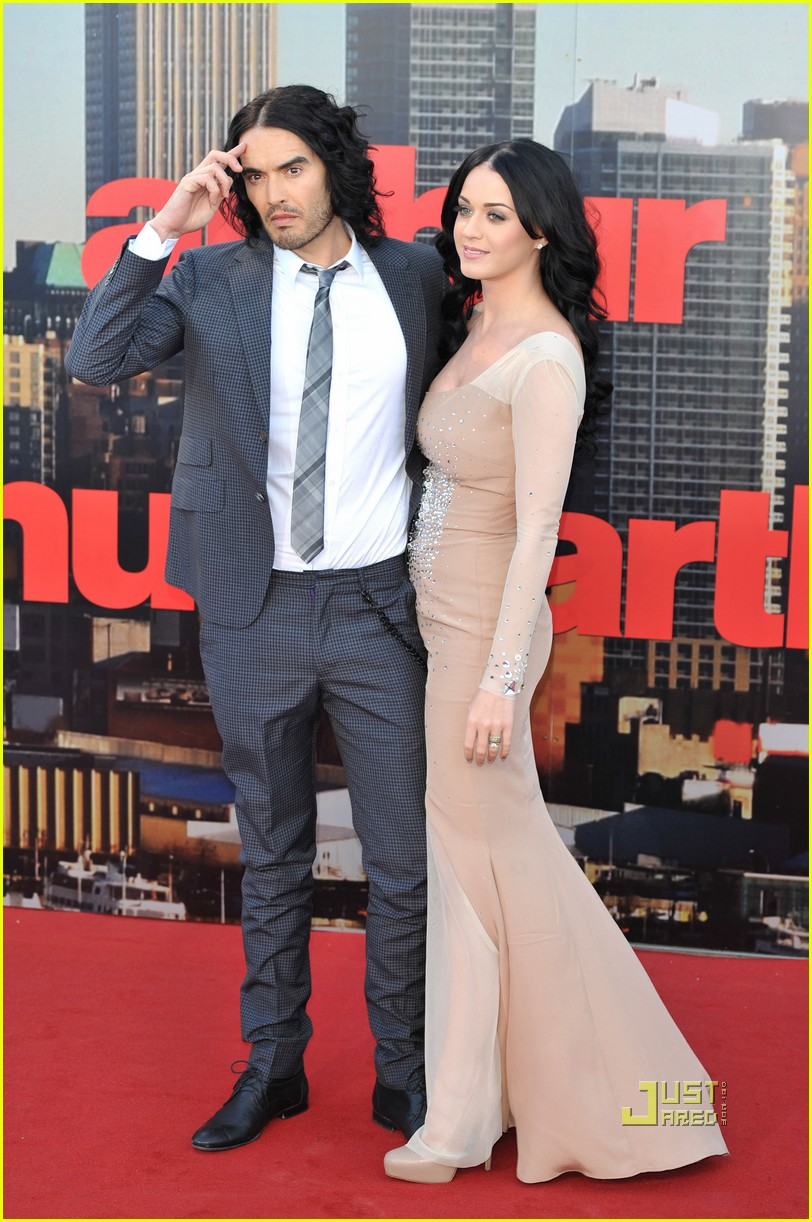 katy perry russell brand arthur uk premiere 042536546