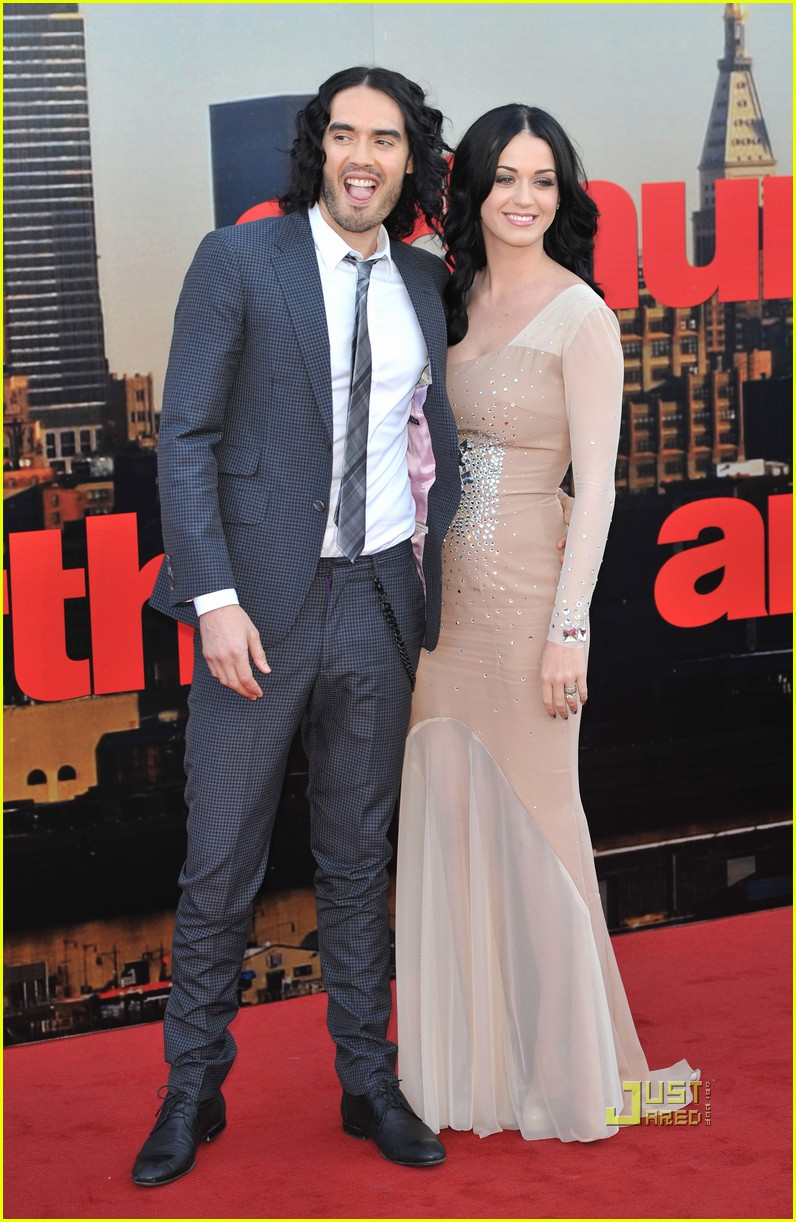 katy perry russell brand arthur uk premiere 10