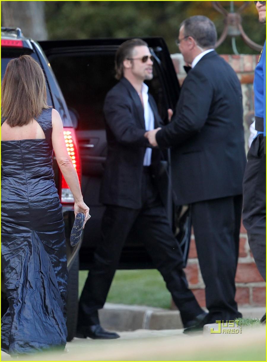 Brad Pitt Grey S Wedding Guest