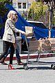 emma stone red heels 05