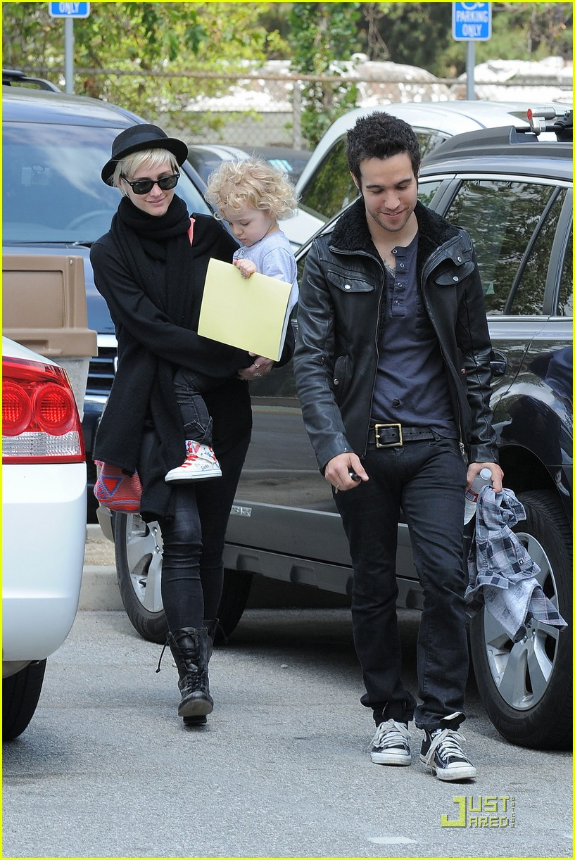pete wentz ashlee simpson bronx train 142537593
