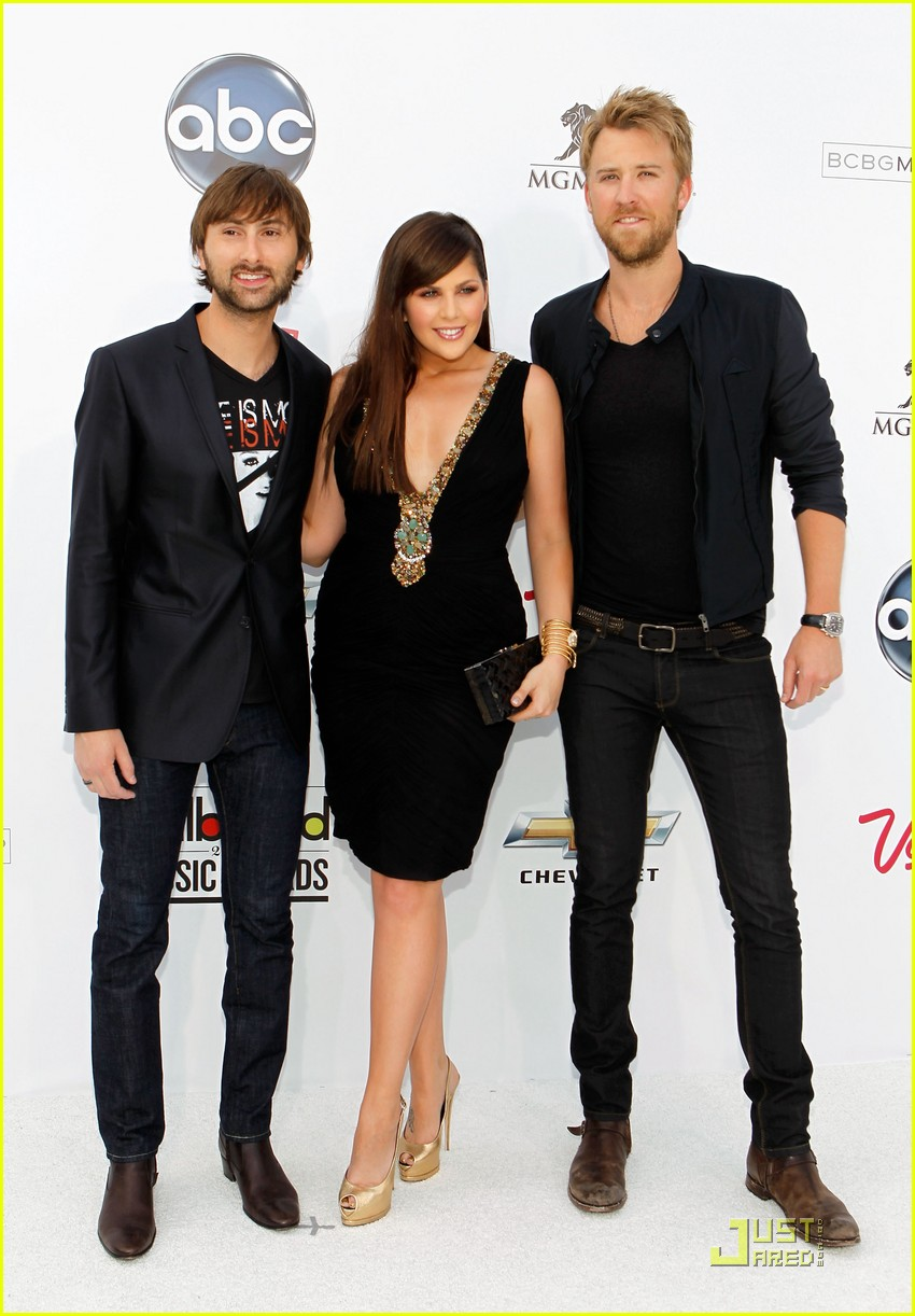lady antebellum billboard music awards 2011 01