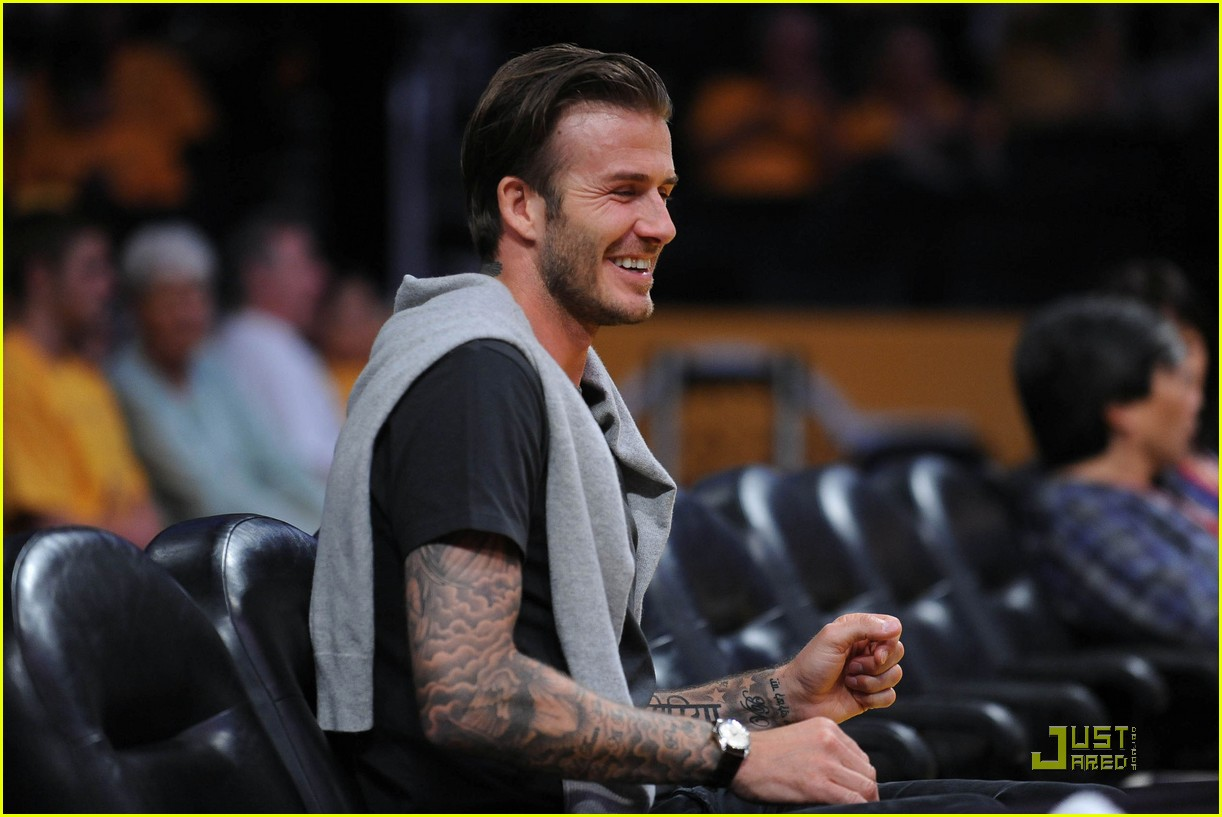 david beckham gordon r... David Beckham