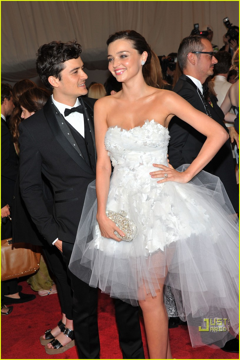 miranda kerr orlando bloom met ball 2011 01