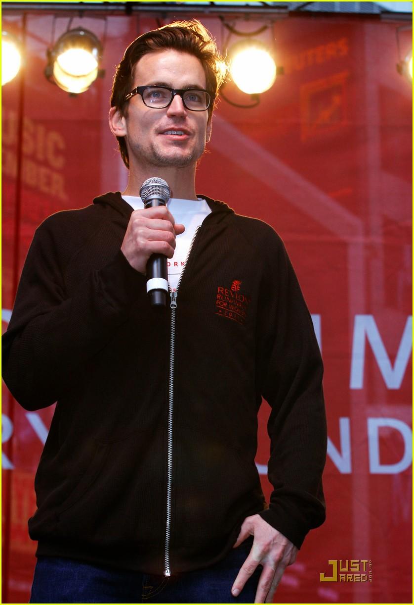 Matt Bomer: EIF Revlon...