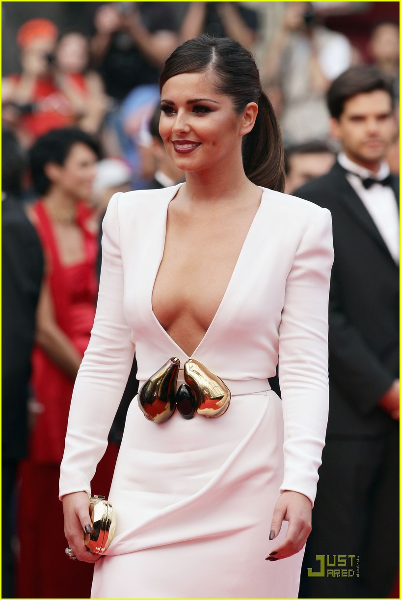 cheryl cole cannes film festival 06