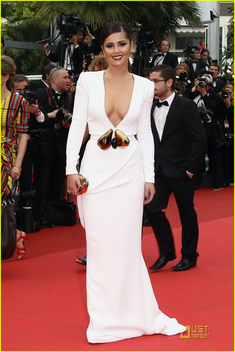 cheryl cole cannes film festival 10