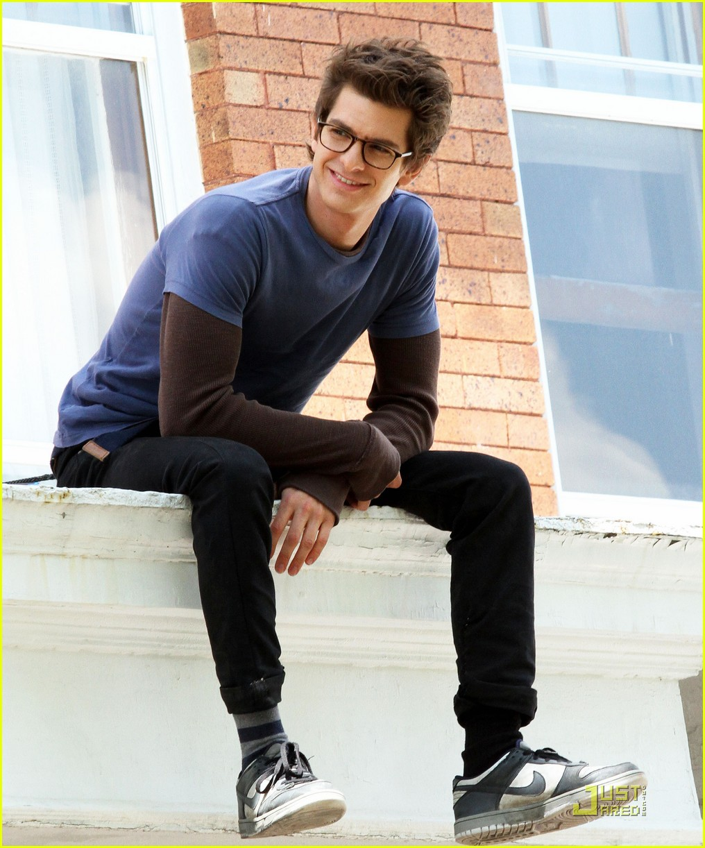 andrew garfield spidey set 042541856