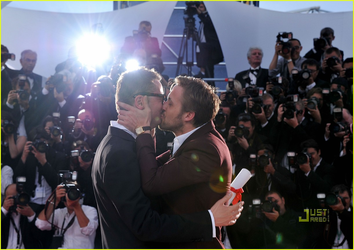 ryan gosling kiss nicolas winding refn 22