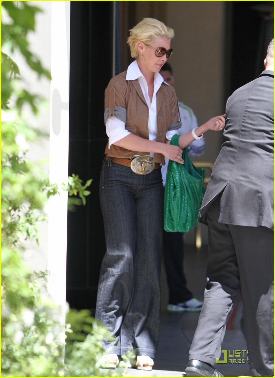 katherine heigl lunch with josh kelley and mom 09