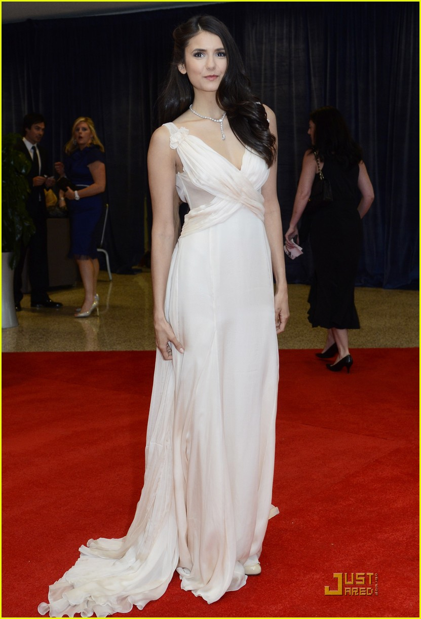 ian somerhalder nina dobrev white house correspondents dinner 052539627