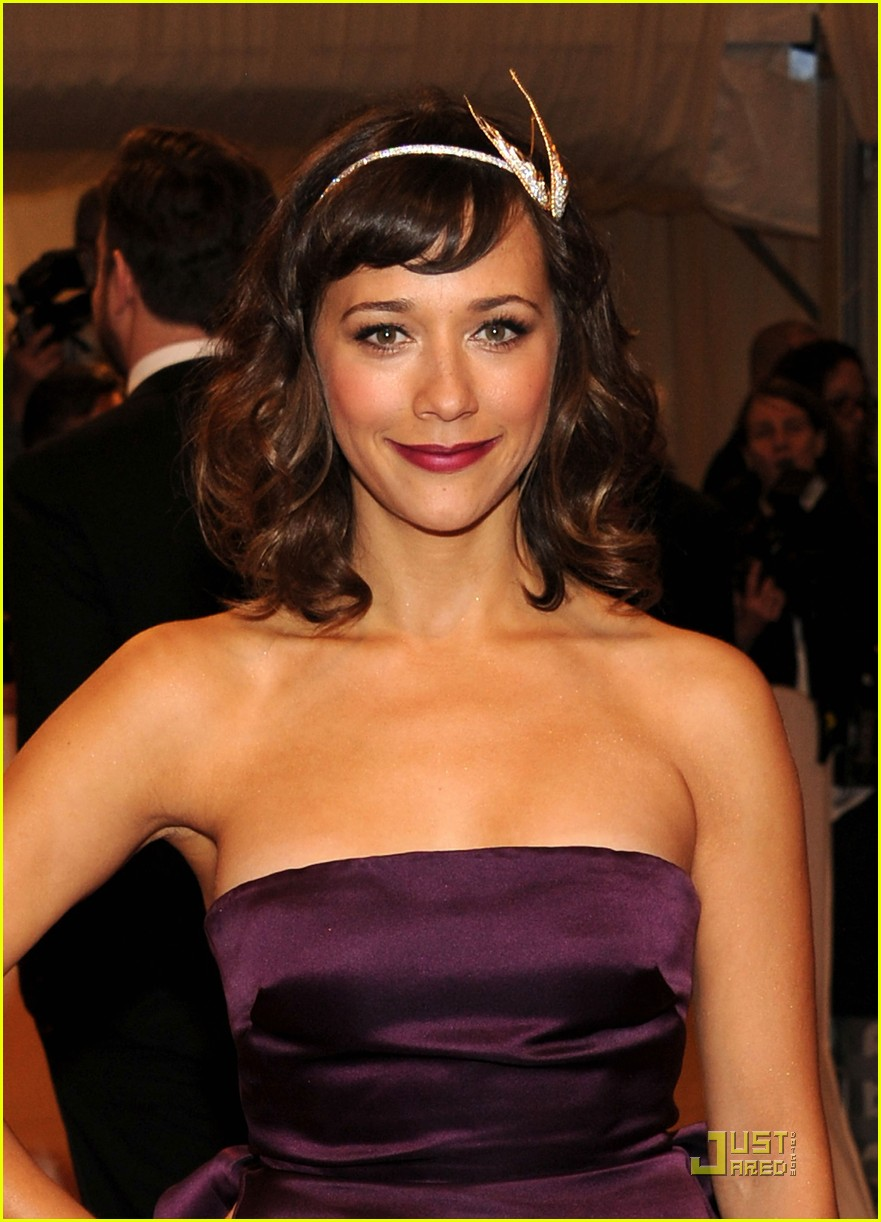 rashida jones alexa chung met ball 2011 09