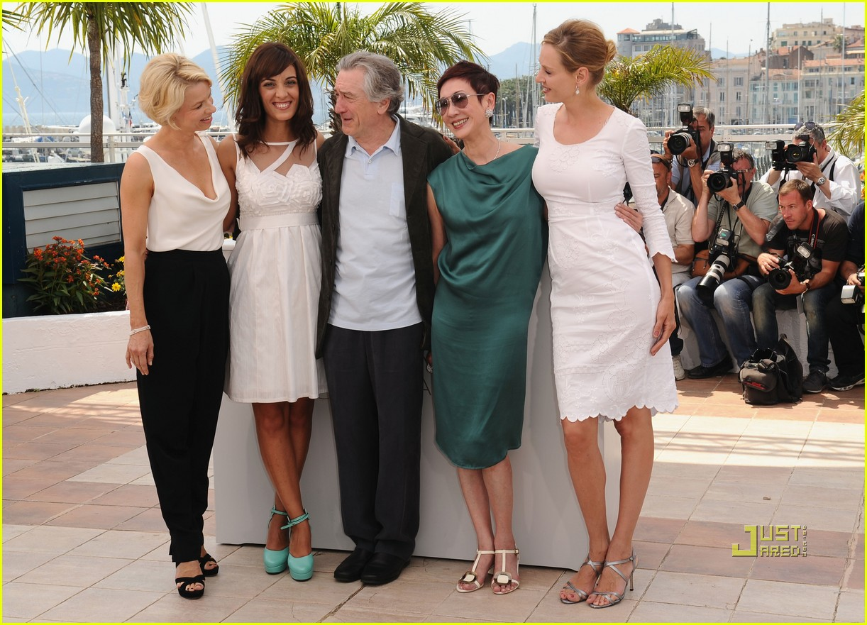 jude law uma thurman cannes jury 12