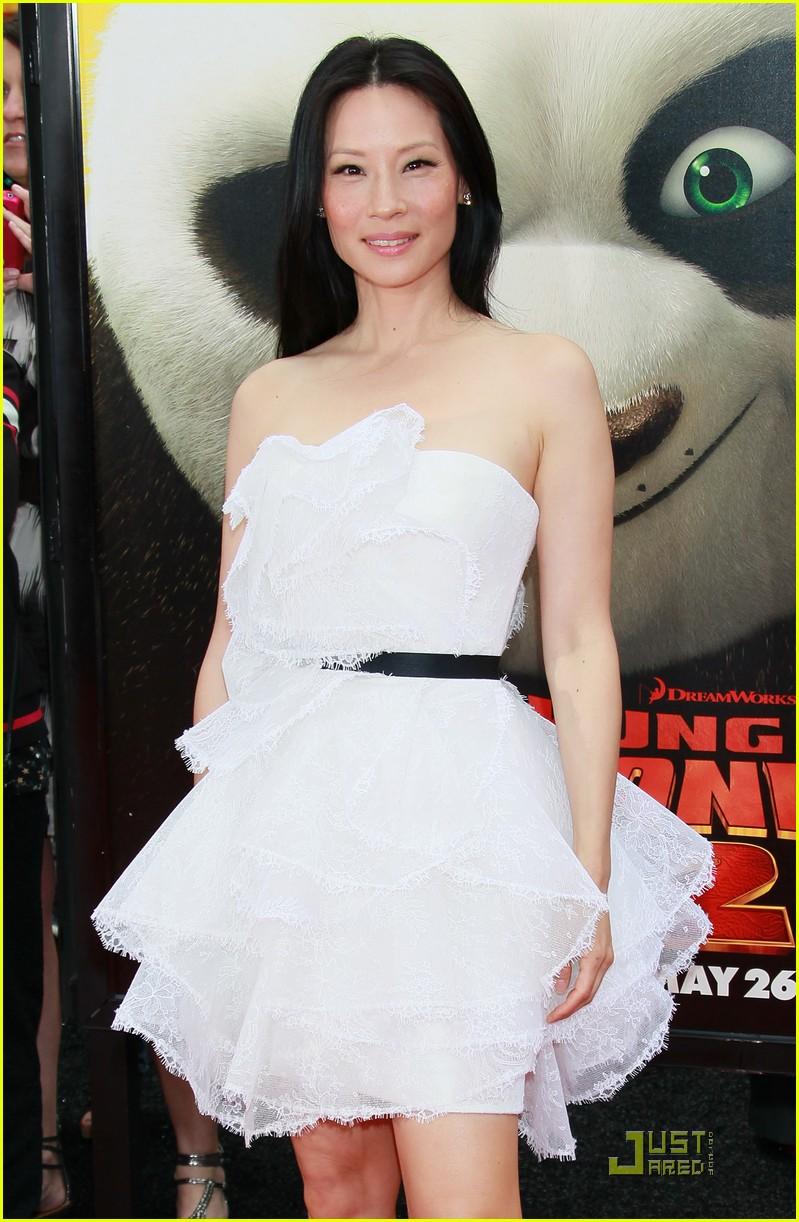 lucy liu kung fu panda la nyc 01