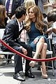 jennifer lopez simon fuller star walk fame 08