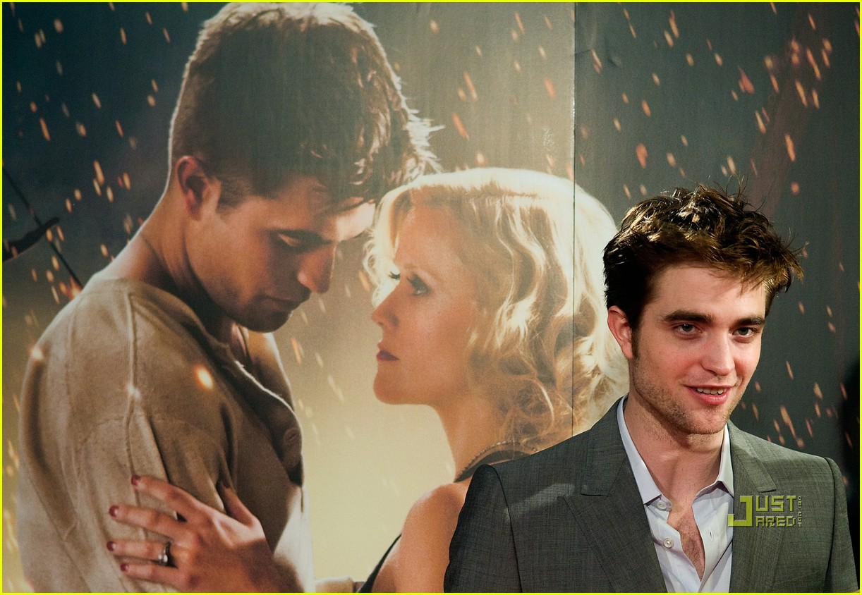 reese witherspoon spain robert pattinson water for elephants 21