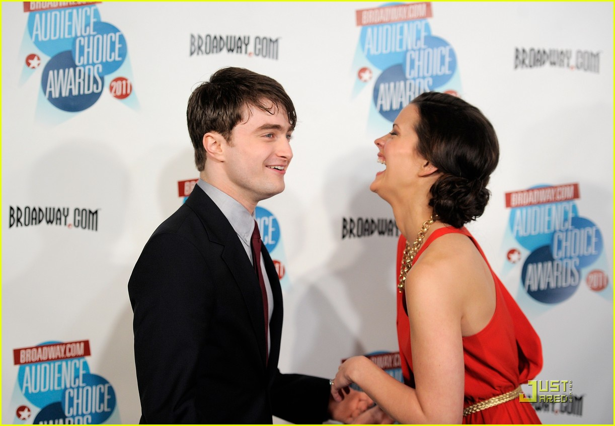 daniel radcliffe broadway audience choice awards 04