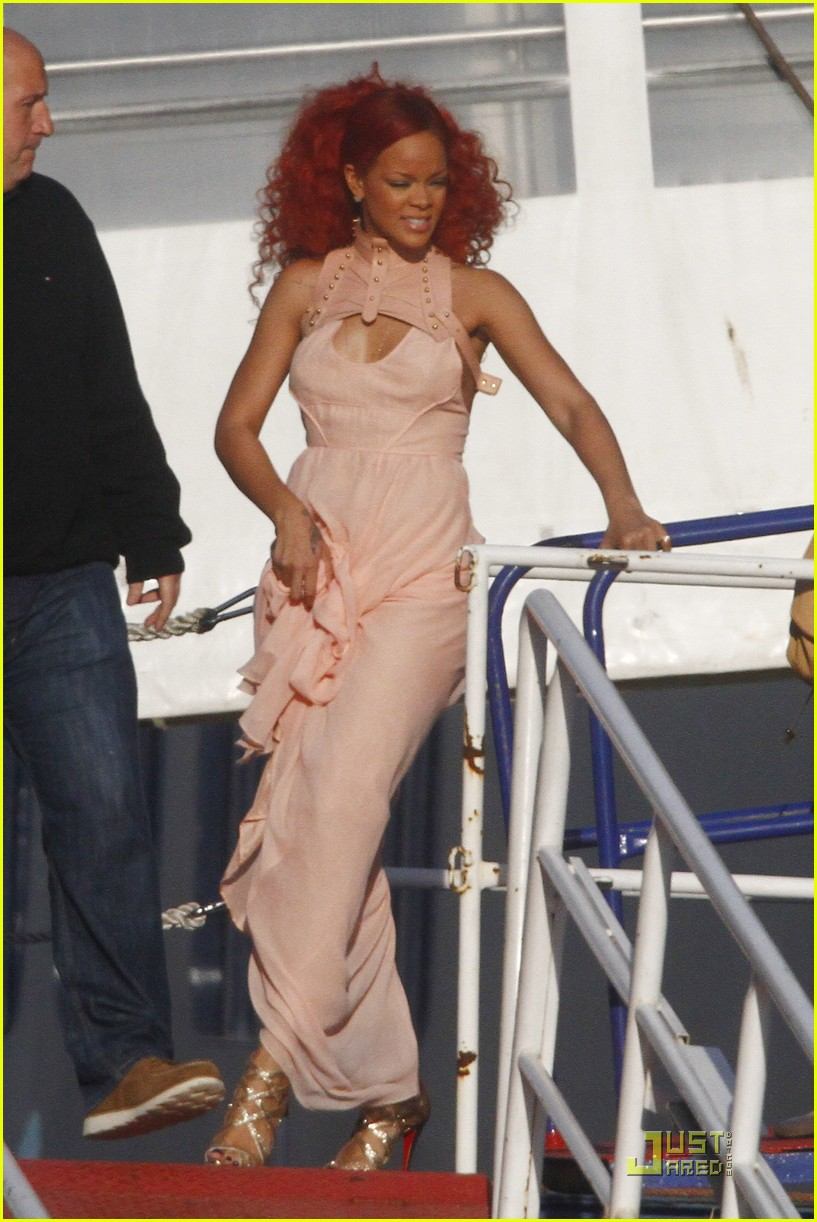 rihanna nivea cruise germany 03