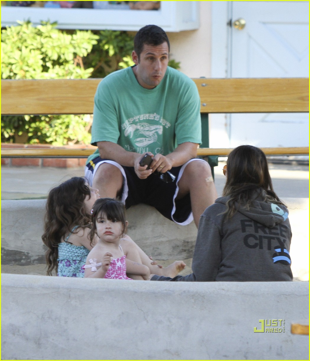 adam sandler sunny sadie cross creek mall 122548356