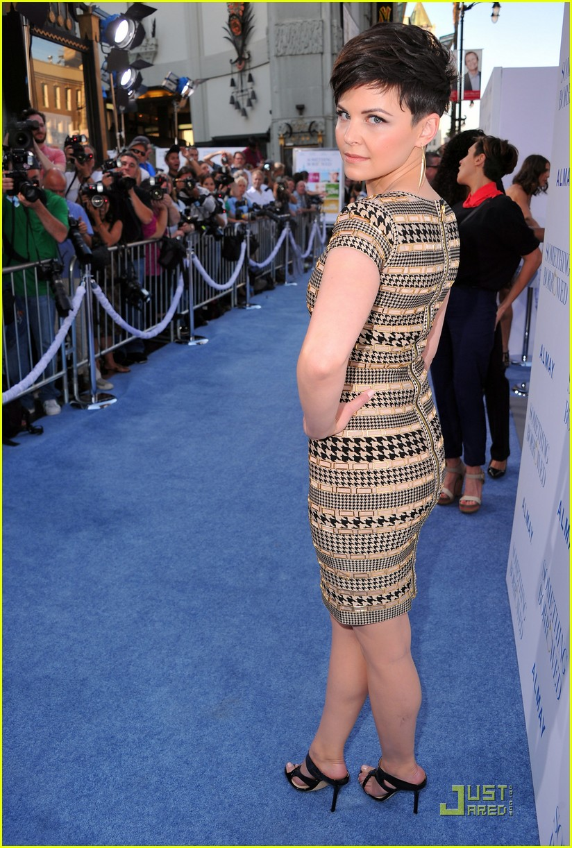 hilary swank ginnifer goodwin something borrowed premiere 15