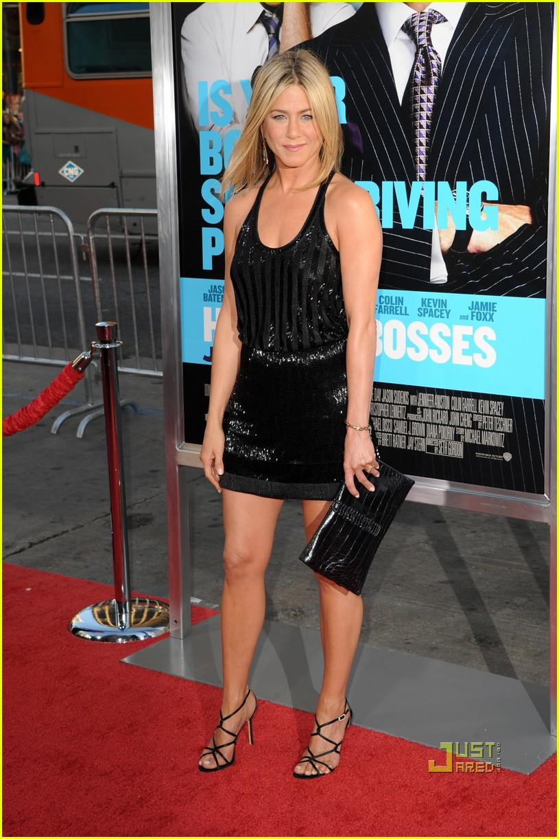 jennifer aniston horrible bosses premiere hollywood 07