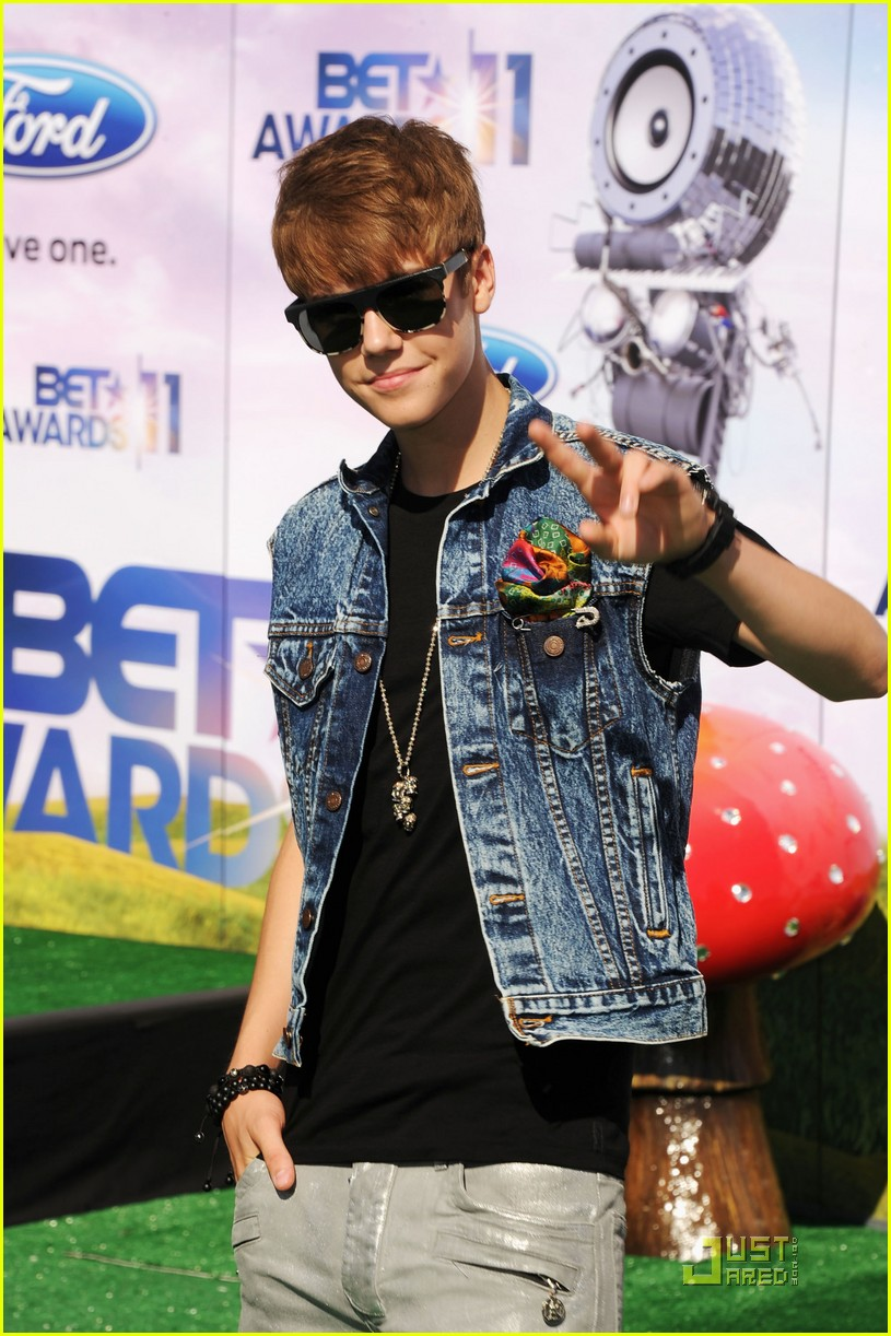 justin bieber bet awards 2011 02