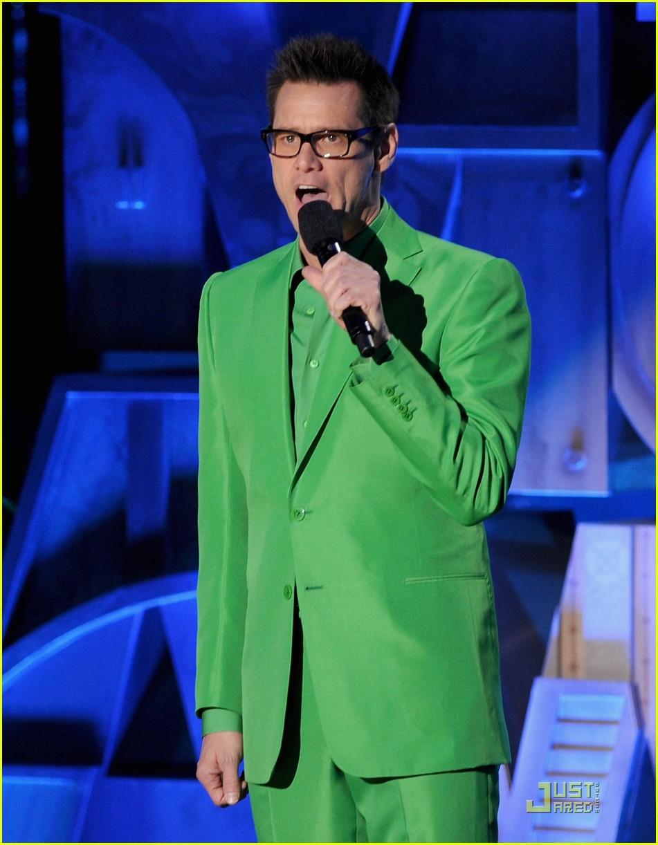 jim carrey mtv movie awards 2011 01