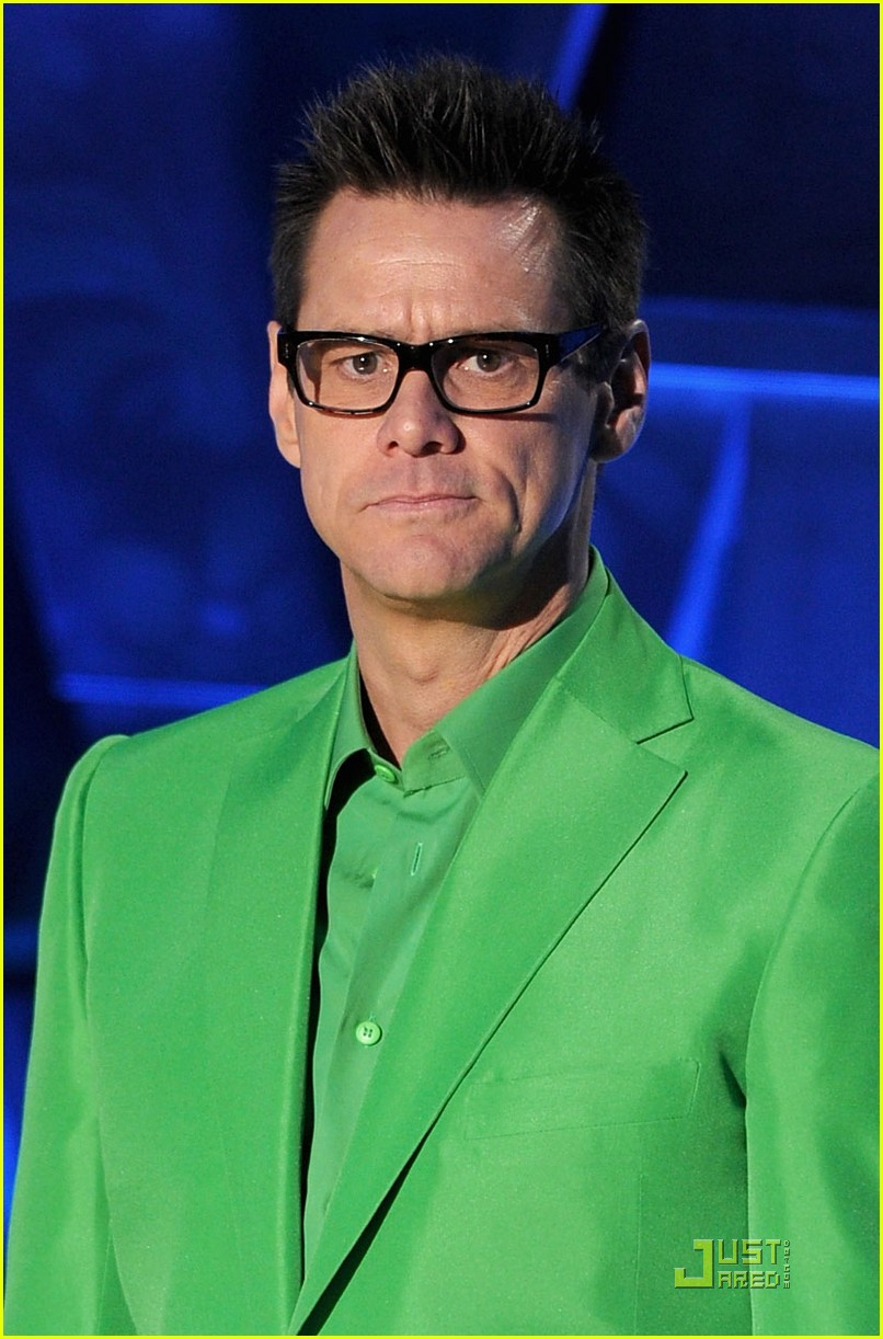 jim carrey mtv movie awards 2011 032549844