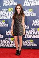 lily collins mtv movie awards 04