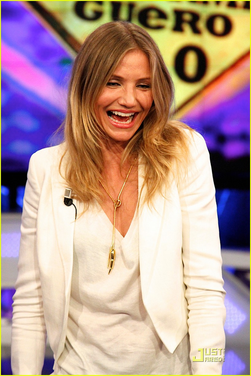 cameron diaz el hormiguero 10