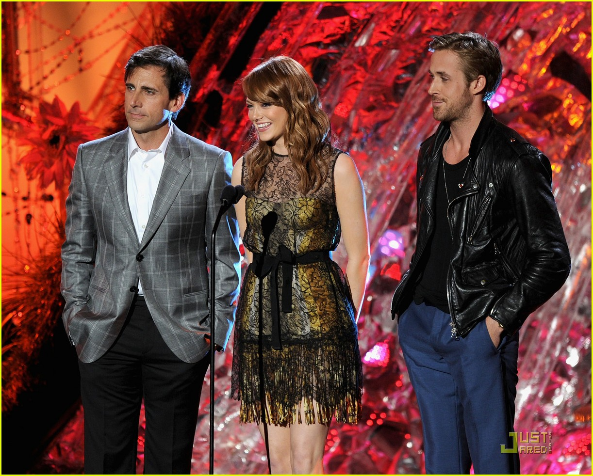 chris evans ryan gosling mtv movie awards 01