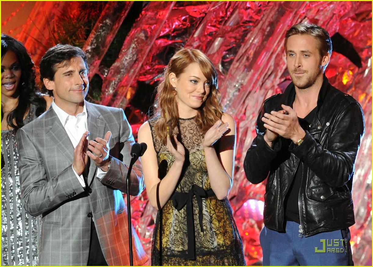 chris evans ryan gosling mtv movie awards 07