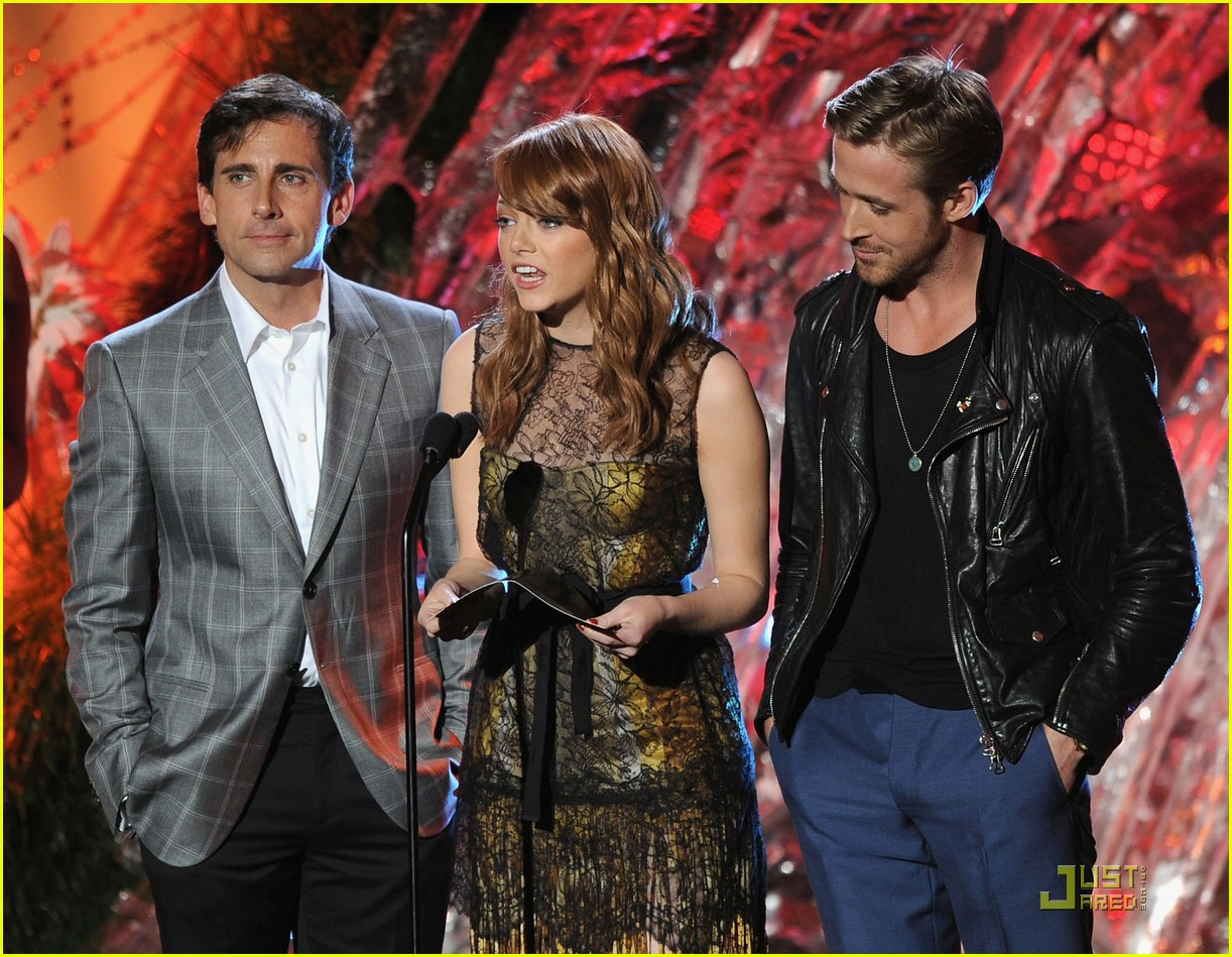chris evans ryan gosling mtv movie awards 09