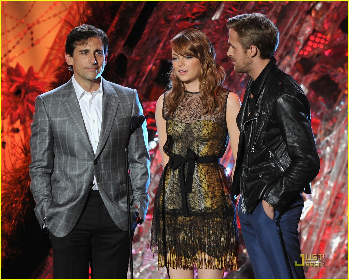chris evans ryan gosling mtv movie awards 10