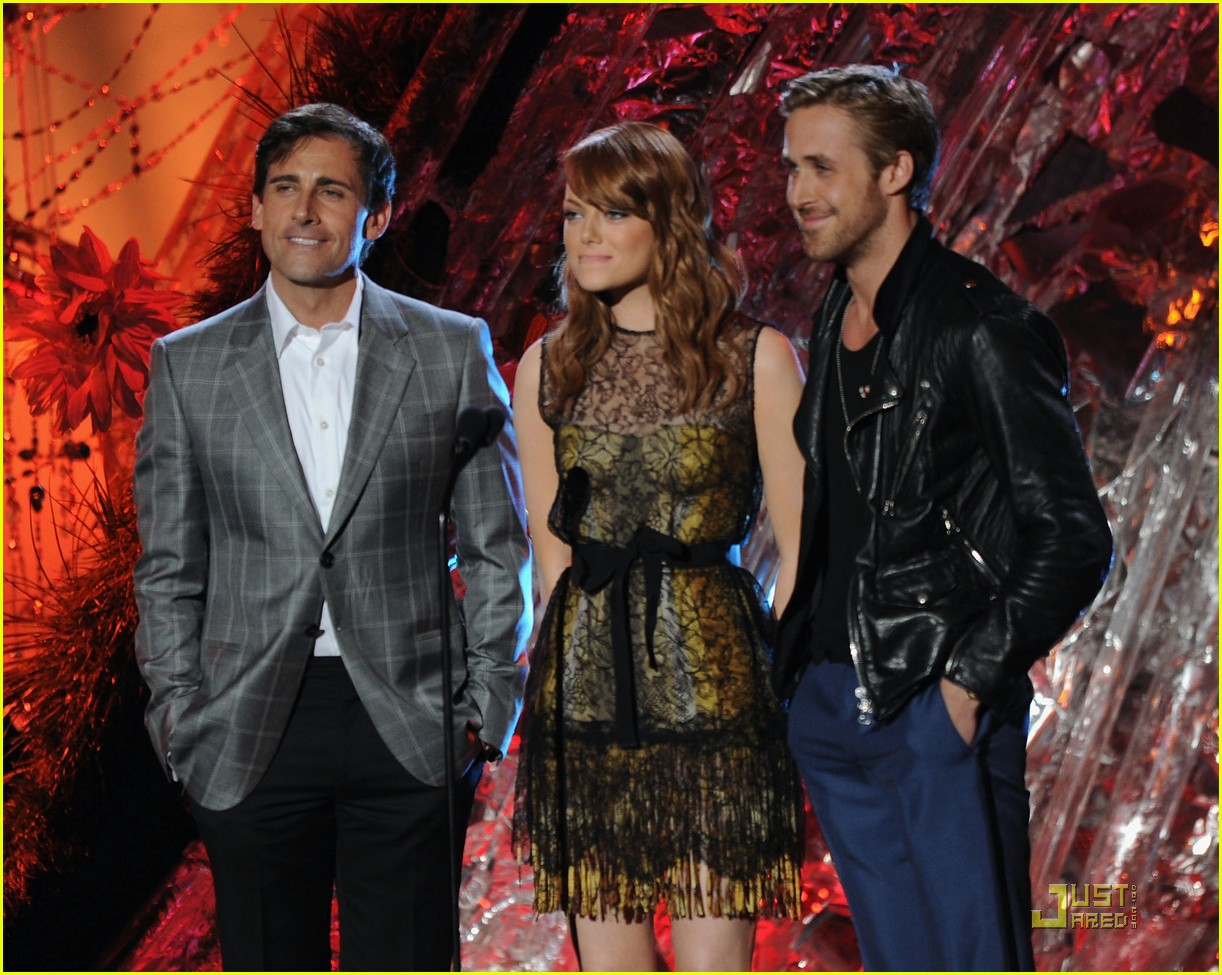 chris evans ryan gosling mtv movie awards 11