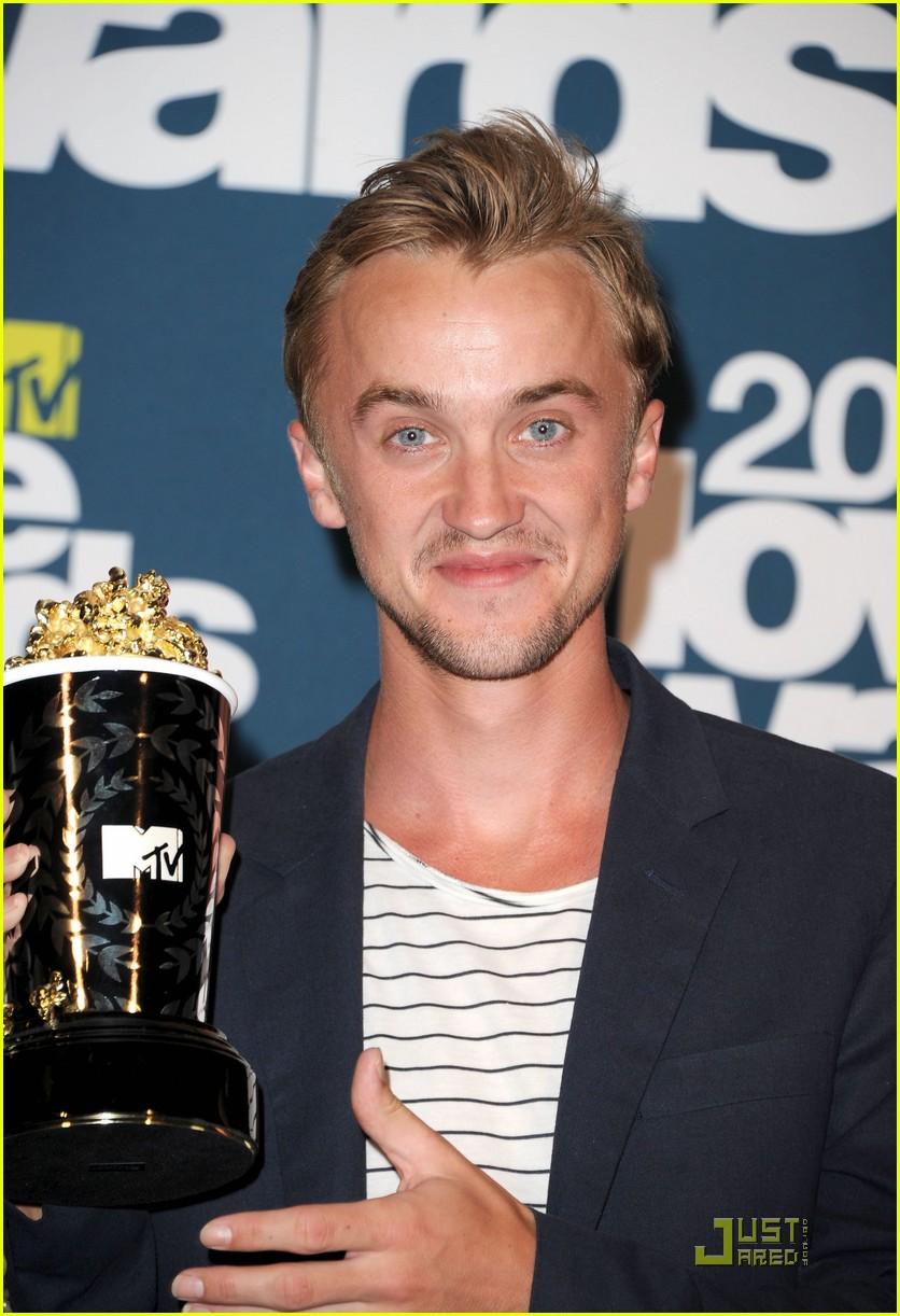 tom felton mtv movie awards 2011 01