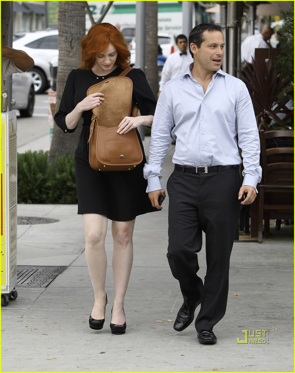 christina hendricks friend beverly hills 12