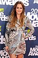 leighton meester mtv movie awards 2011 02
